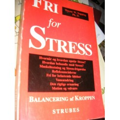 Strubes Forlag: Fri for stress