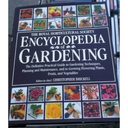 The American Horticultural Society Encyclopedia of Gardening by Christopher Brickell